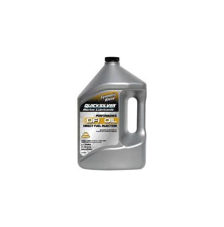 Mercury DFI olja