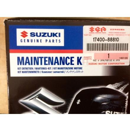 Motorservicesats Suzuki