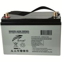 AGM batteri